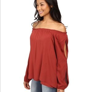 Sanctuary Tops - NWT Sanctuary Chantel Off the Shoulder Top