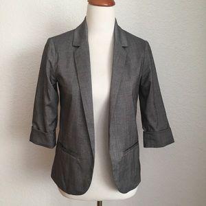 Topshop PETITE Jackets & Blazers - Topshop Grey Petite Blazer