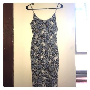 Old navy medium printed sundress
