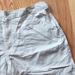 Royal Robbins Pants - Shorts!  Outdoor-travel wear! Size 12.