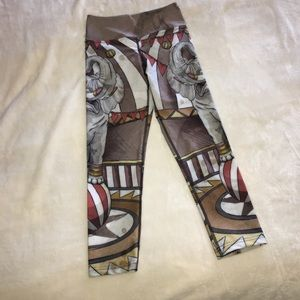 Werkshop Elephant crops, XS EUC