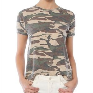 Prince Peter Collection Tops - Prince Peter sz L camo, worn out t-shirt.