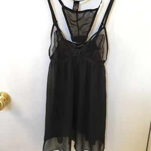 Victoria's Secret Other - 8/$25 NWOT Victoria's Secret small blk nightie
