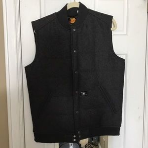 Undefeated Other - Undefeated wool insulated vest BRAND NEW