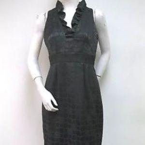 London Times Dresses & Skirts - NWT London Times ruffle detail cocktail dress