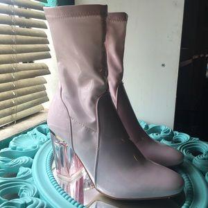 Dollskill Saturn Boots Size 7.5 Brand New