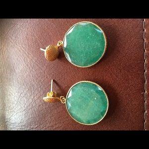 Jewelry - Emerald earrings