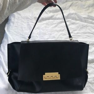 Zac Posen Handbags - Zac Posen Black Bag