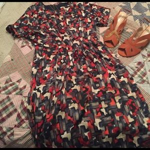 Collective Concepts Dresses & Skirts - Never worn, silky cocktail dress. Size large.
