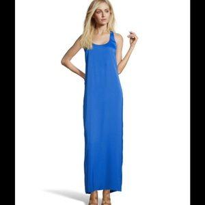 BCBG NWOT blue Sara Dress