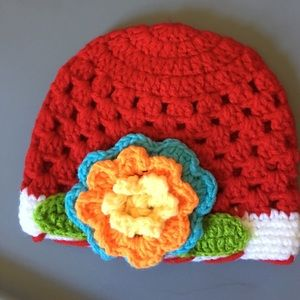 Other - Crochet Baby Hat
