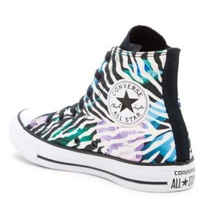 Converse Shoes - Converse Chuck Taylor Hi Tops Striped