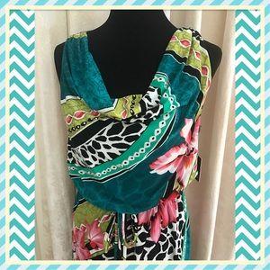 "muse Dresses & Skirts - ""Tropical Temptress"" NWT DRESS🌴🌴🌴"