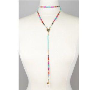 Jewelry - Bohemian Choker Necklace