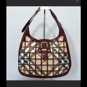 Burberry Handbags - 🎉🎉 Authentic Burberry Warrior Armor Nova Patent