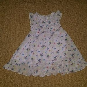 Cherokee Other - Lavender floral dress with bloomers-  12 month