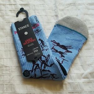 Stance Other - Stance Lance Mountain Socks - M (6-8.5)