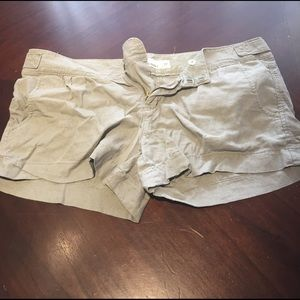 Old Navy Pants - Old Navy Linen Shorts