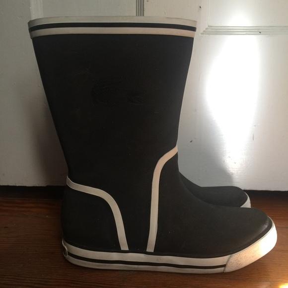 Lacoste Shoes | Womens Lacoste Rain