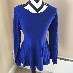 Eloquii Sweaters - Eloquii Cobalt Sweater