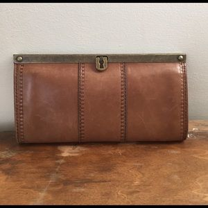 Fossil Handbags - Fossil checkbook wallet