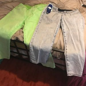 Diane Gilman Pants - DG2 Petite Medium Stretch Pull on pants !