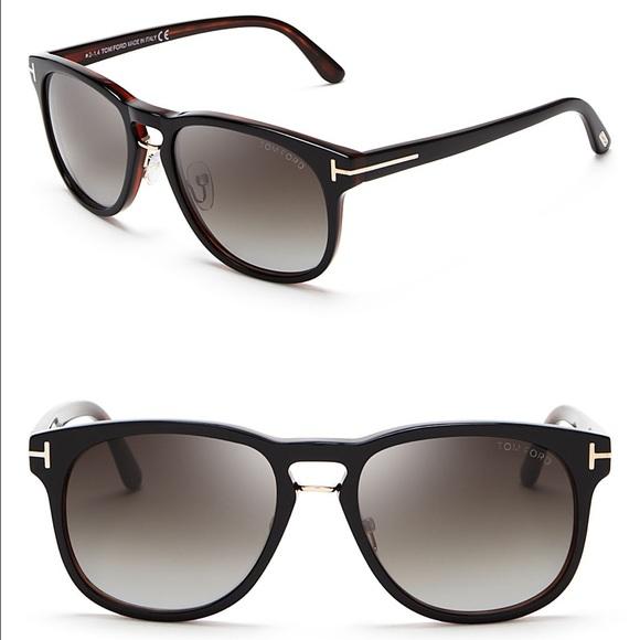 2f8c291d16 Tom Ford  Franklin  Aviator Sunglasses in Black.  M 58b337704e95a3c63f078bdb. Other Accessories ...