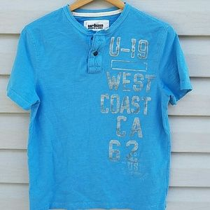 Urban Pipeline Other - Blue t-shirt from Kohls