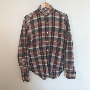 Thom Browne Other - Thom Browne Plaid Button Up