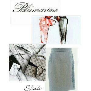 Blumarine Dresses & Skirts - NWOT! BLUMARINE PENCIL SKIRT WITH BEADED DETAIL 4