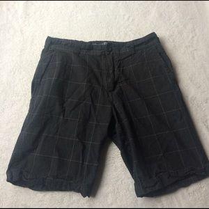 Retrofit Other - Plaid Retrofit Shorts