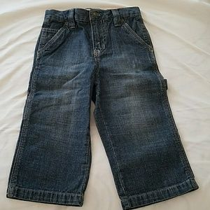 Adjustable Waist Carpenters Jeans NWT