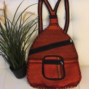 Handbags - Handmade Peruvian backpack