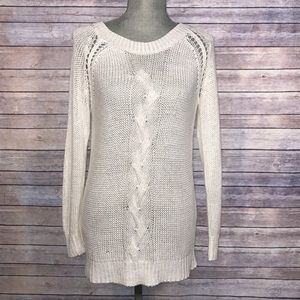 Lauren Ralph Lauren Sweaters - {Ralph Lauren} Cable Knit Sweater Button Back $110