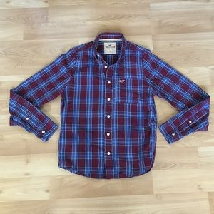 Hollister Other - Vintage Hollister Plaid Flannel