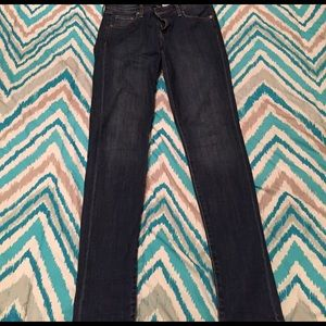 HM Leathercraft Denim - Skinny jeans low waist 28/30