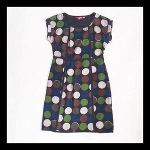 Boden Silk Day Dress