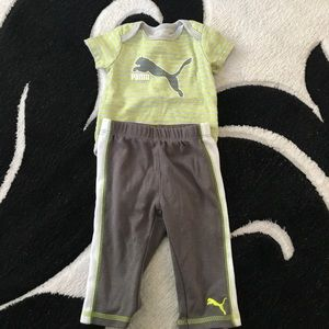 Puma Other - 3-6 months puma outfit