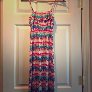 Epic Threads Other - Epic Threads multicolored maxi dress