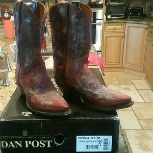Dan Post Shoes - Cowboy boots