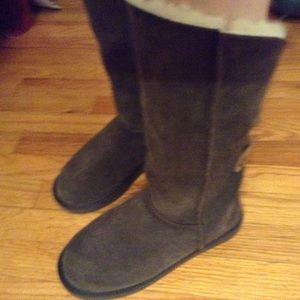 Emu Shoes - Emu Zoe Boot Brown Size 8