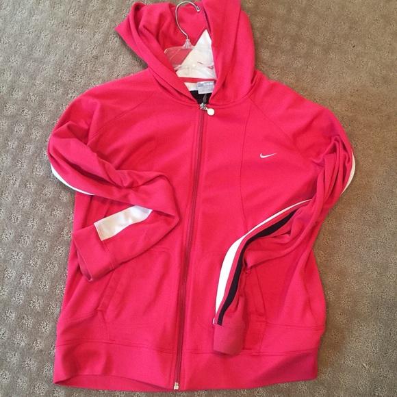 Nike Tops - Nike zip up jacket