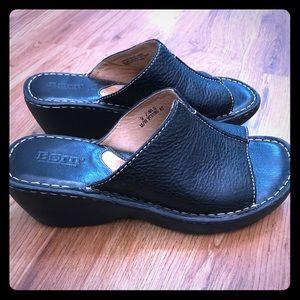 Born BOC sandals wedge