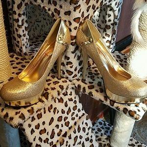"""Babyphat  """"Marlena"""" platform shoes"""