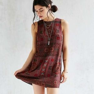 Ecote Guinevere printed frock dress