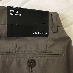 Claiborne Other - ✂️Last chance ✂️NWT! Men's dress pants!