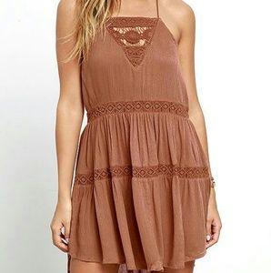 Amuse Society Dresses & Skirts - Amuse Society Crochet Dress