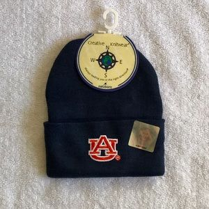 NCAA Other - Auburn Tigers AU newborn baby beanie NWT NCAA