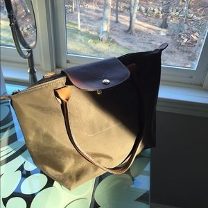 Longchamp Handbags - Brown longchamp