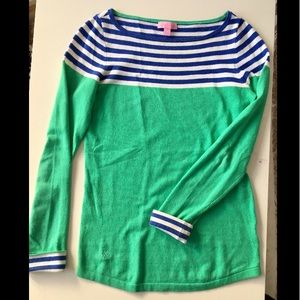 Lilly Pulitzer long sleeve sweater